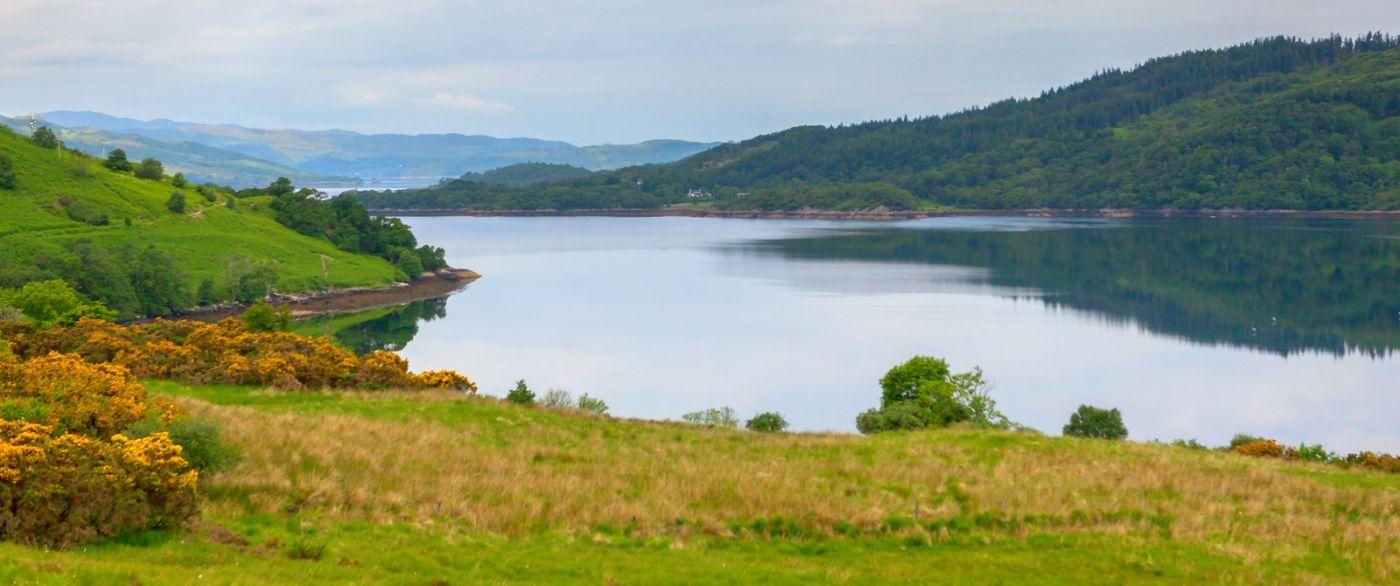 苏格兰美景,一幅幅山水画_图1-8