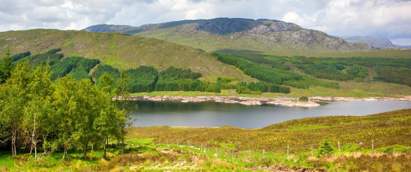 苏格兰美景,一幅幅山水画_图1-4