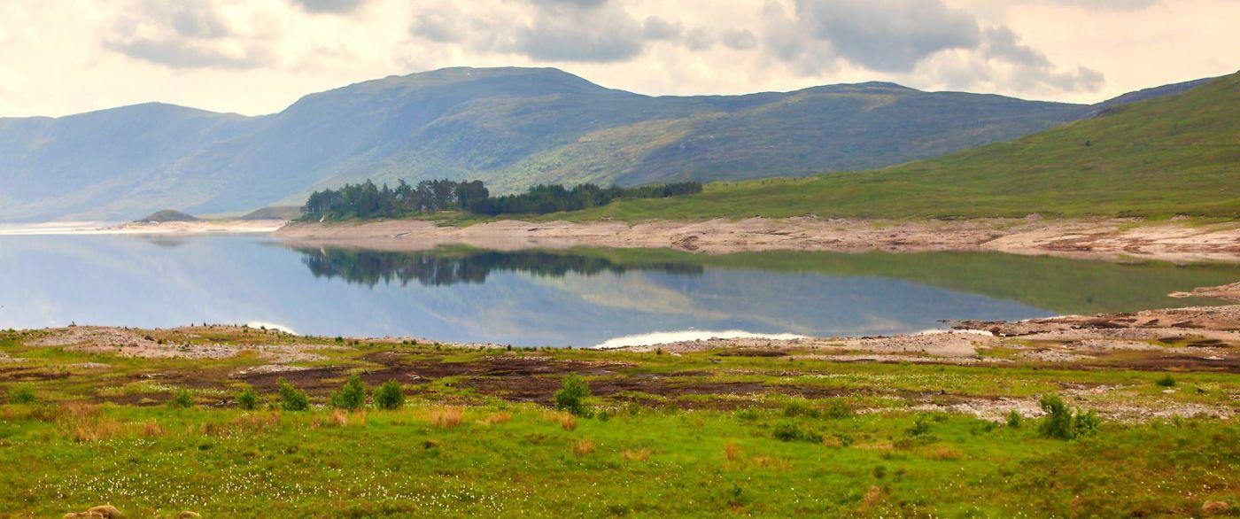 苏格兰美景,一幅幅山水画_图1-2