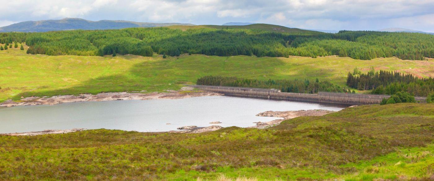 苏格兰美景,一幅幅山水画_图1-27