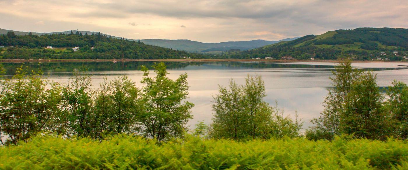 苏格兰美景,一幅幅山水画_图1-3