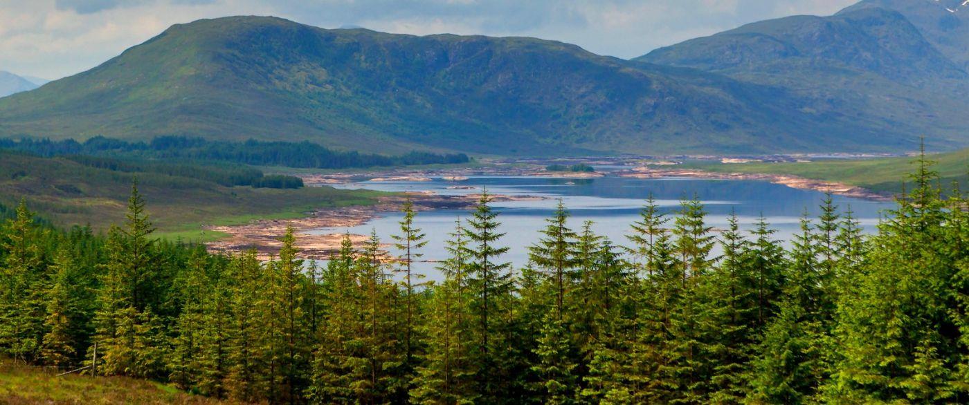 苏格兰美景,一幅幅山水画_图1-36