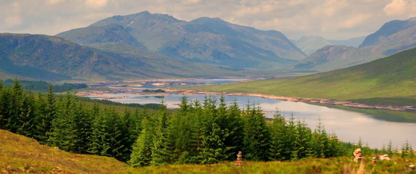 苏格兰美景,一幅幅山水画_图1-33
