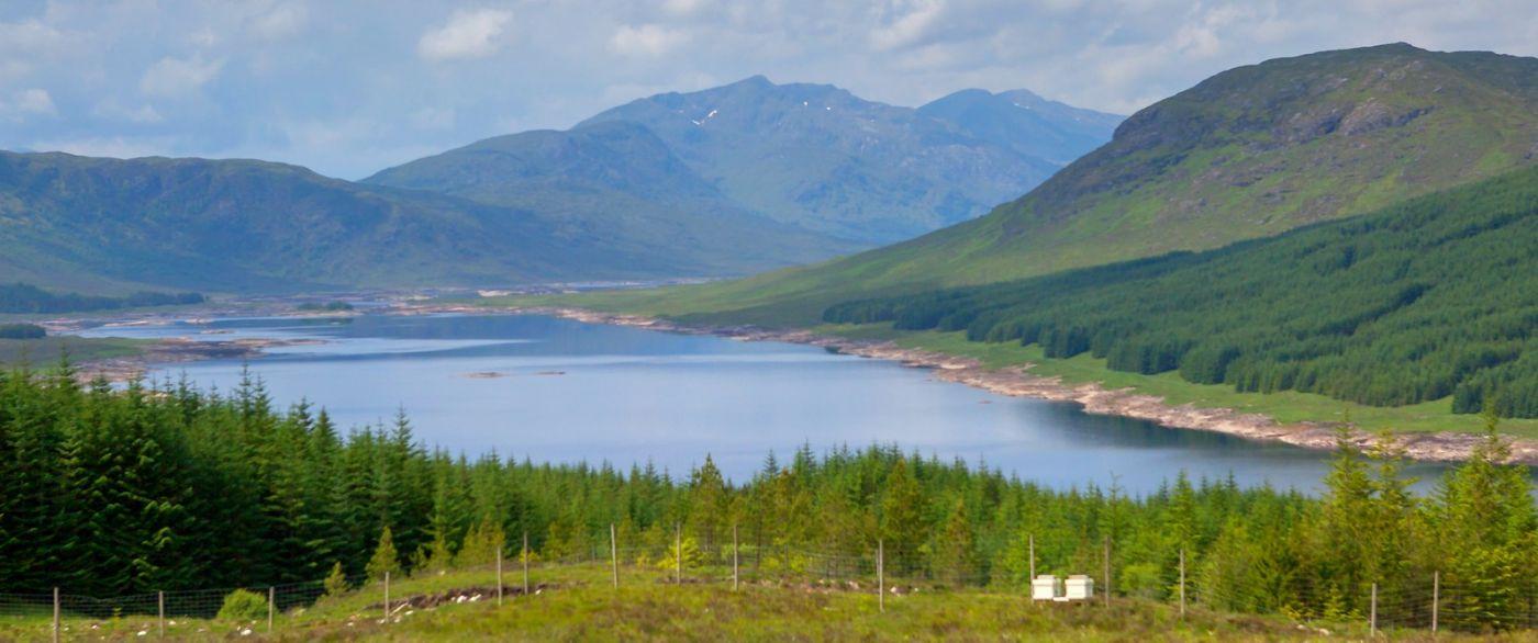 苏格兰美景,一幅幅山水画_图1-40