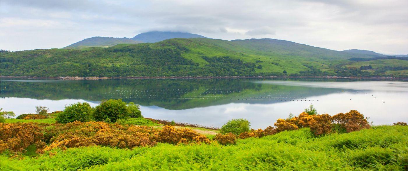 苏格兰美景,一幅幅山水画_图1-39