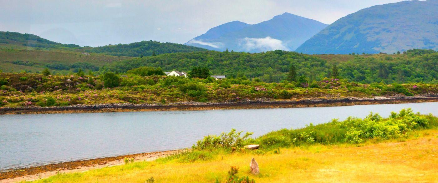 苏格兰美景,一幅幅山水画_图1-37