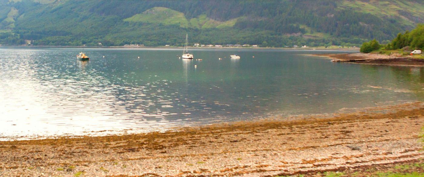 苏格兰美景,一幅幅山水画_图1-38