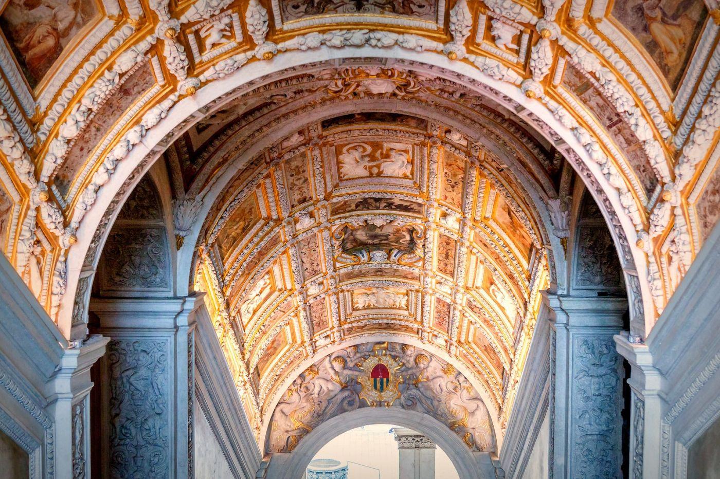 威尼斯圣马可大教堂(St Mark's Basilica), 精雕细琢的顶设_图1-37