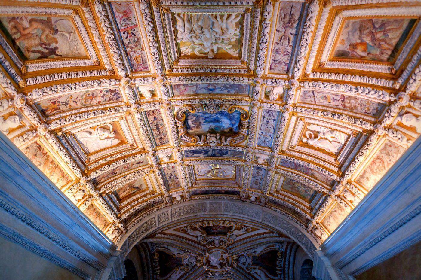 威尼斯圣马可大教堂(St Mark's Basilica), 精雕细琢的顶设_图1-39
