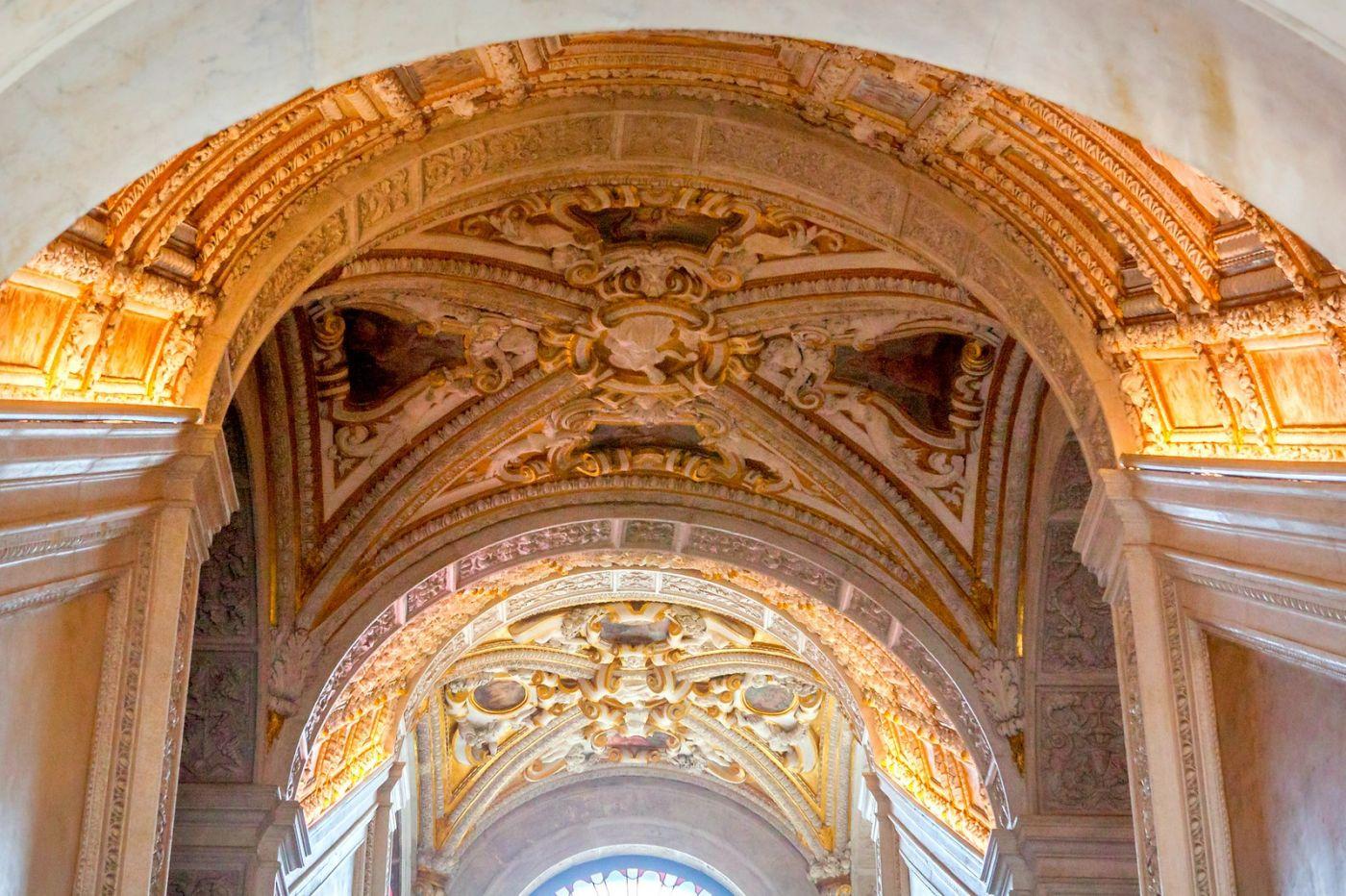 威尼斯圣马可大教堂(St Mark's Basilica), 精雕细琢的顶设_图1-25