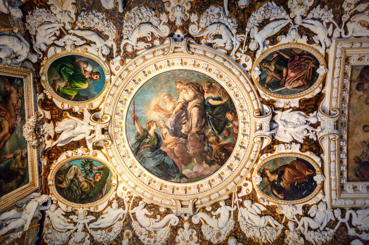 威尼斯圣马可大教堂(St Mark's Basilica), 精雕细琢的顶设_图1-7