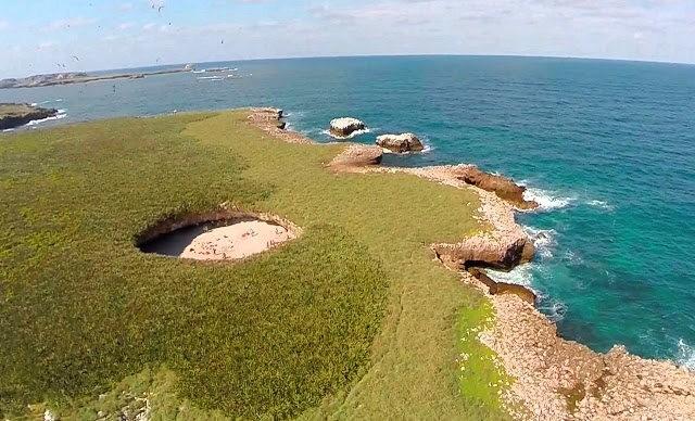 """""""隐藏的海滩""""----墨西哥_图1-8"""