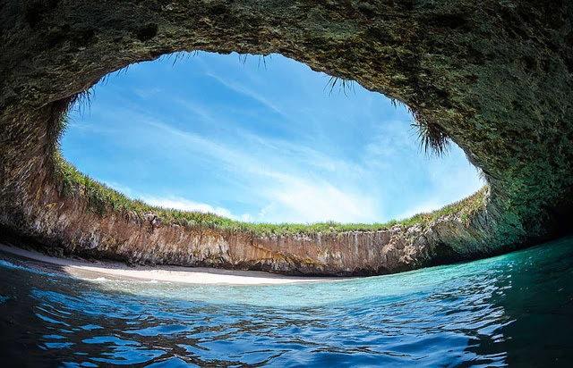 """""""隐藏的海滩""""----墨西哥_图1-9"""