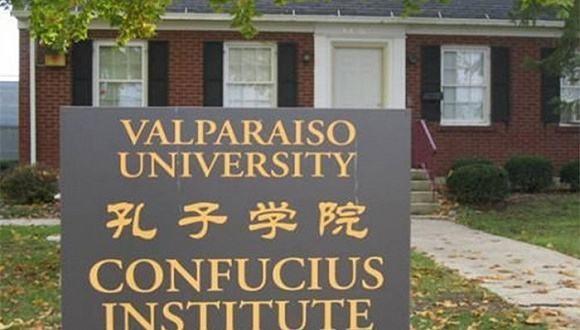 高娓娓:孔子学院在美国被针对?美国防部宣布不再资助美国大学中的孔子学院 ..._图1-1