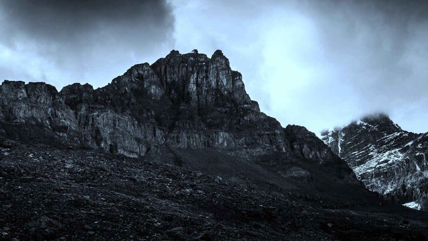 加拿大哥伦比亚冰川,后会有期_图1-5