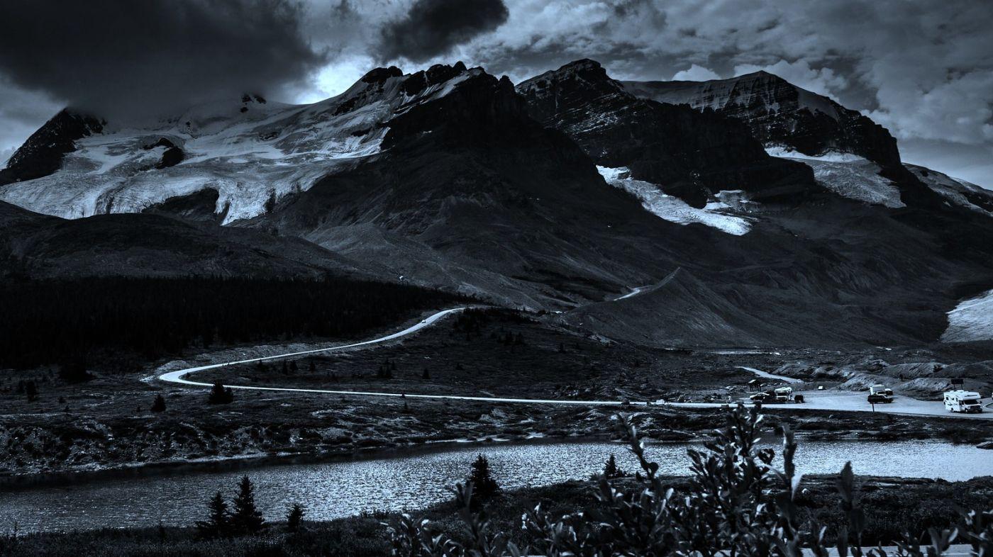 加拿大哥伦比亚冰川,后会有期_图1-6