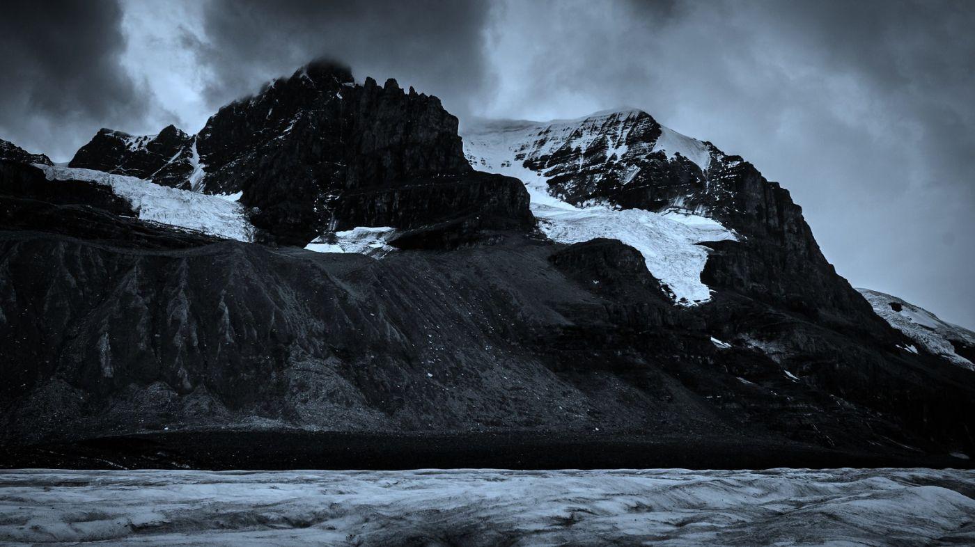 加拿大哥伦比亚冰川,后会有期_图1-7