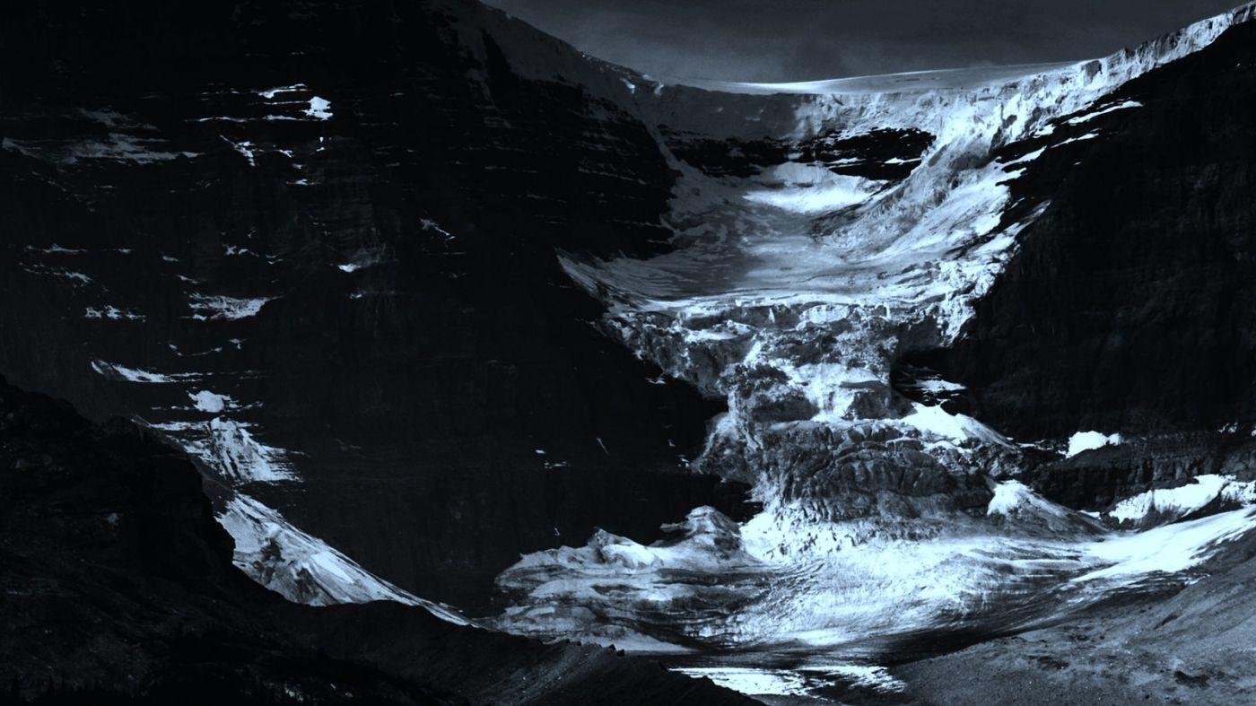 加拿大哥伦比亚冰川,后会有期_图1-3