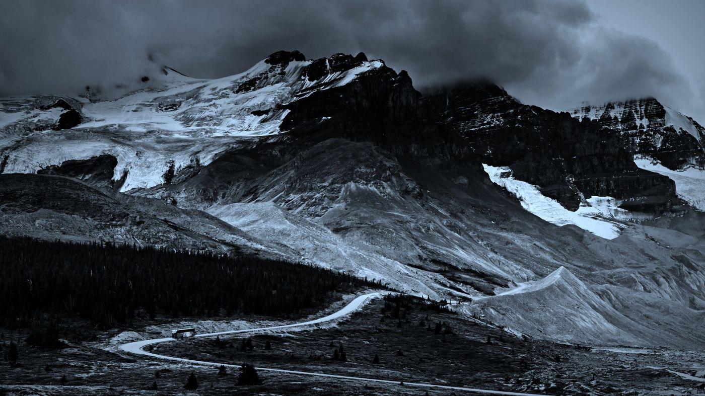 加拿大哥伦比亚冰川,后会有期_图1-8