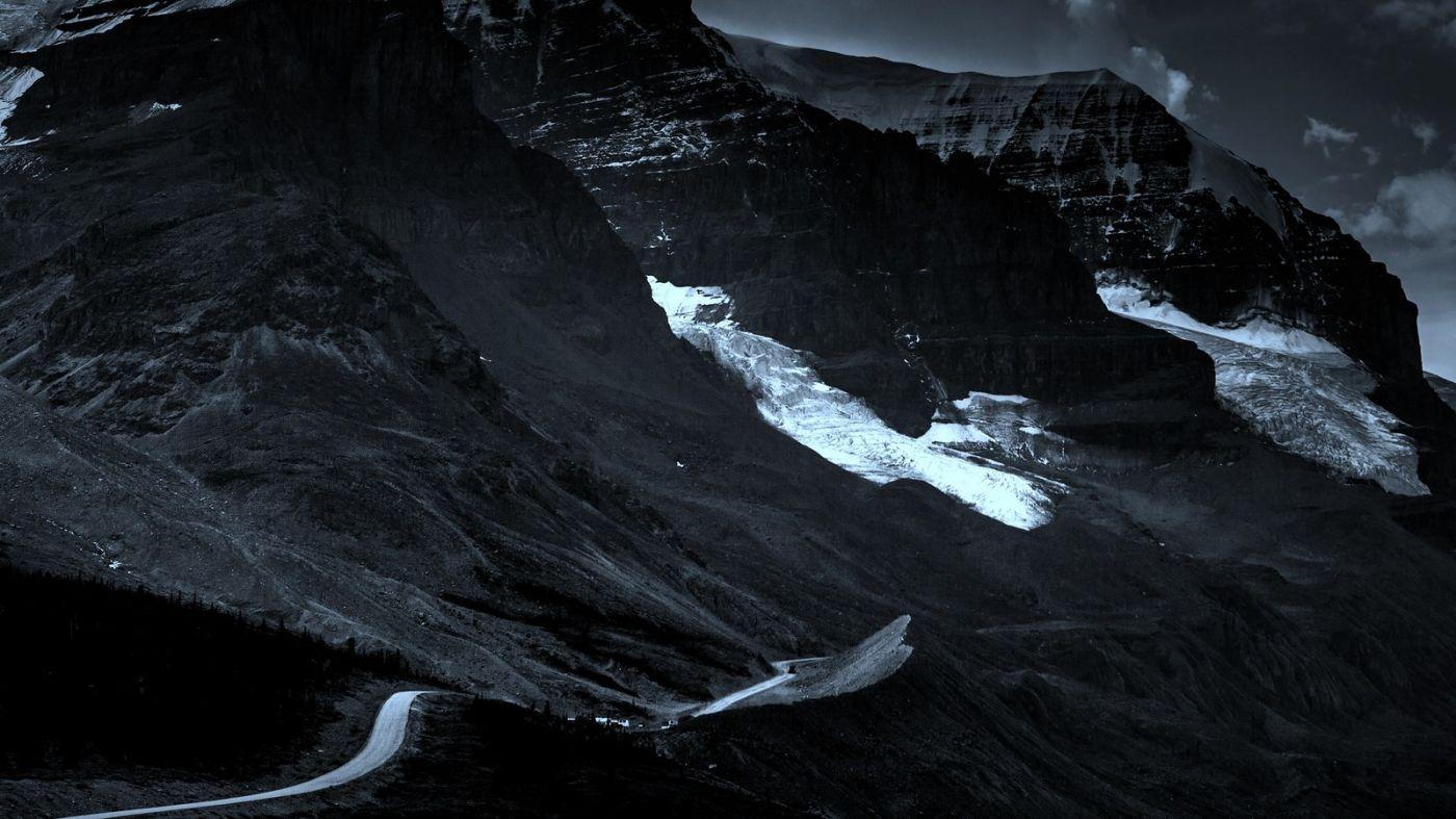 加拿大哥伦比亚冰川,后会有期_图1-1