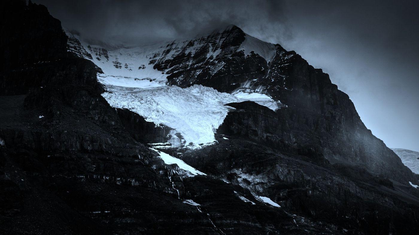 加拿大哥伦比亚冰川,后会有期_图1-4