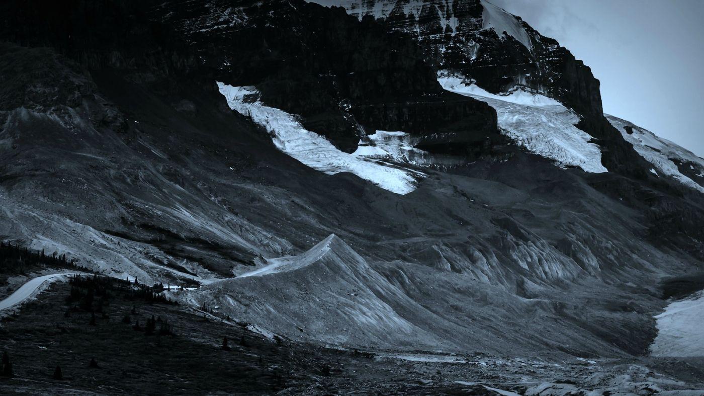 加拿大哥伦比亚冰川,后会有期_图1-9