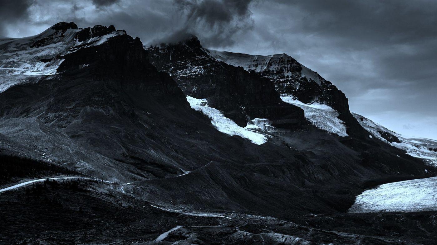 加拿大哥伦比亚冰川,后会有期_图1-10