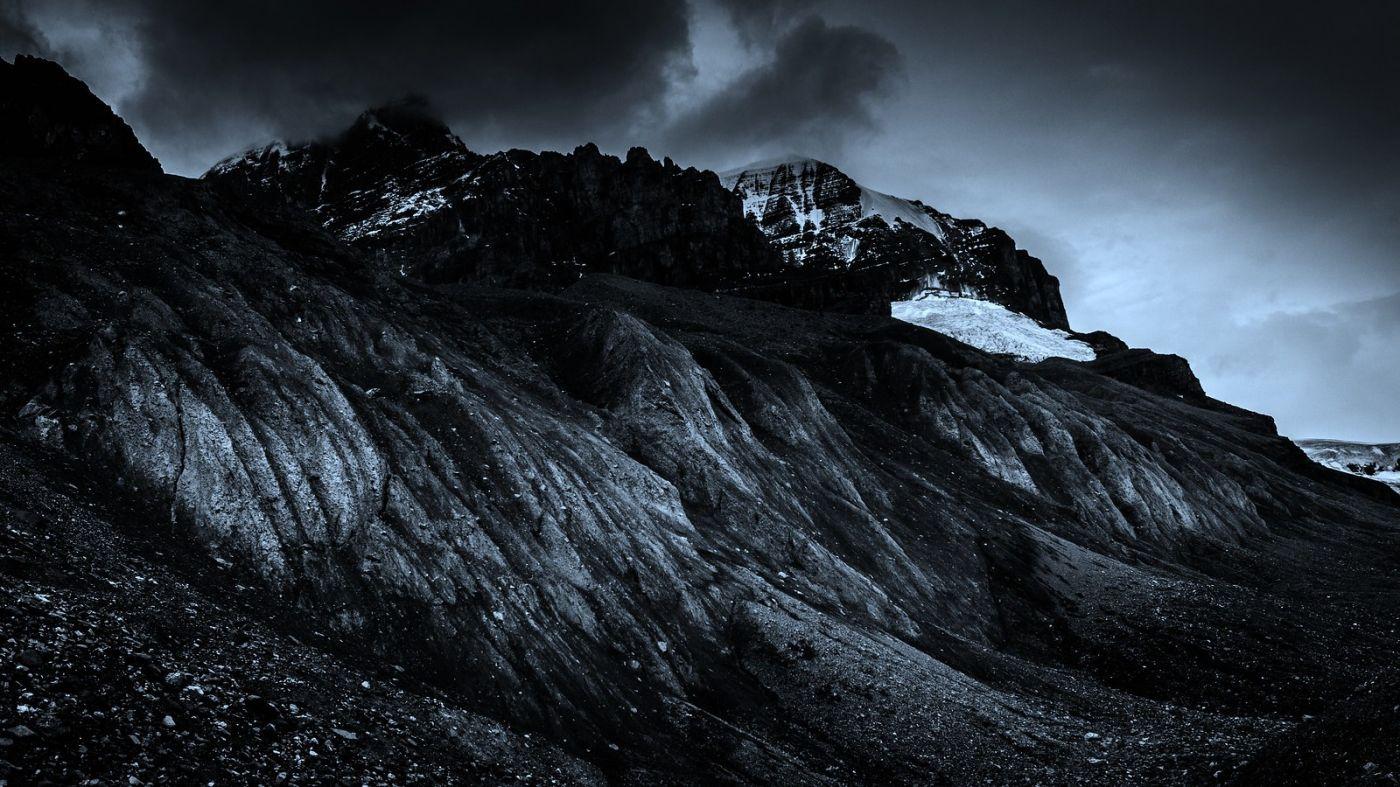 加拿大哥伦比亚冰川,后会有期_图1-11