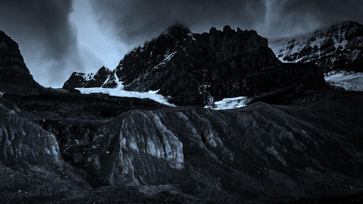 加拿大哥伦比亚冰川,后会有期_图1-12