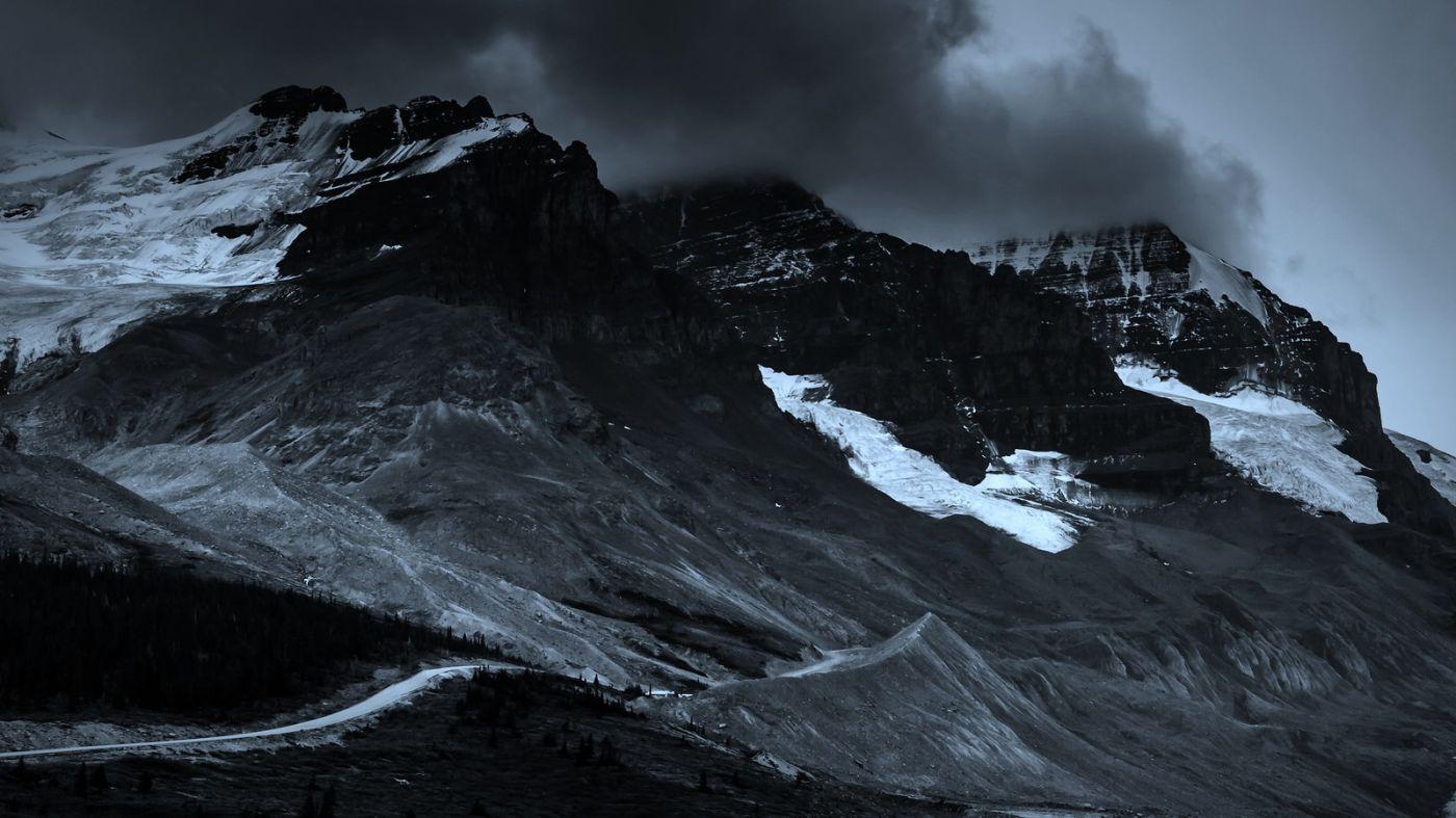 加拿大哥伦比亚冰川,后会有期_图1-16