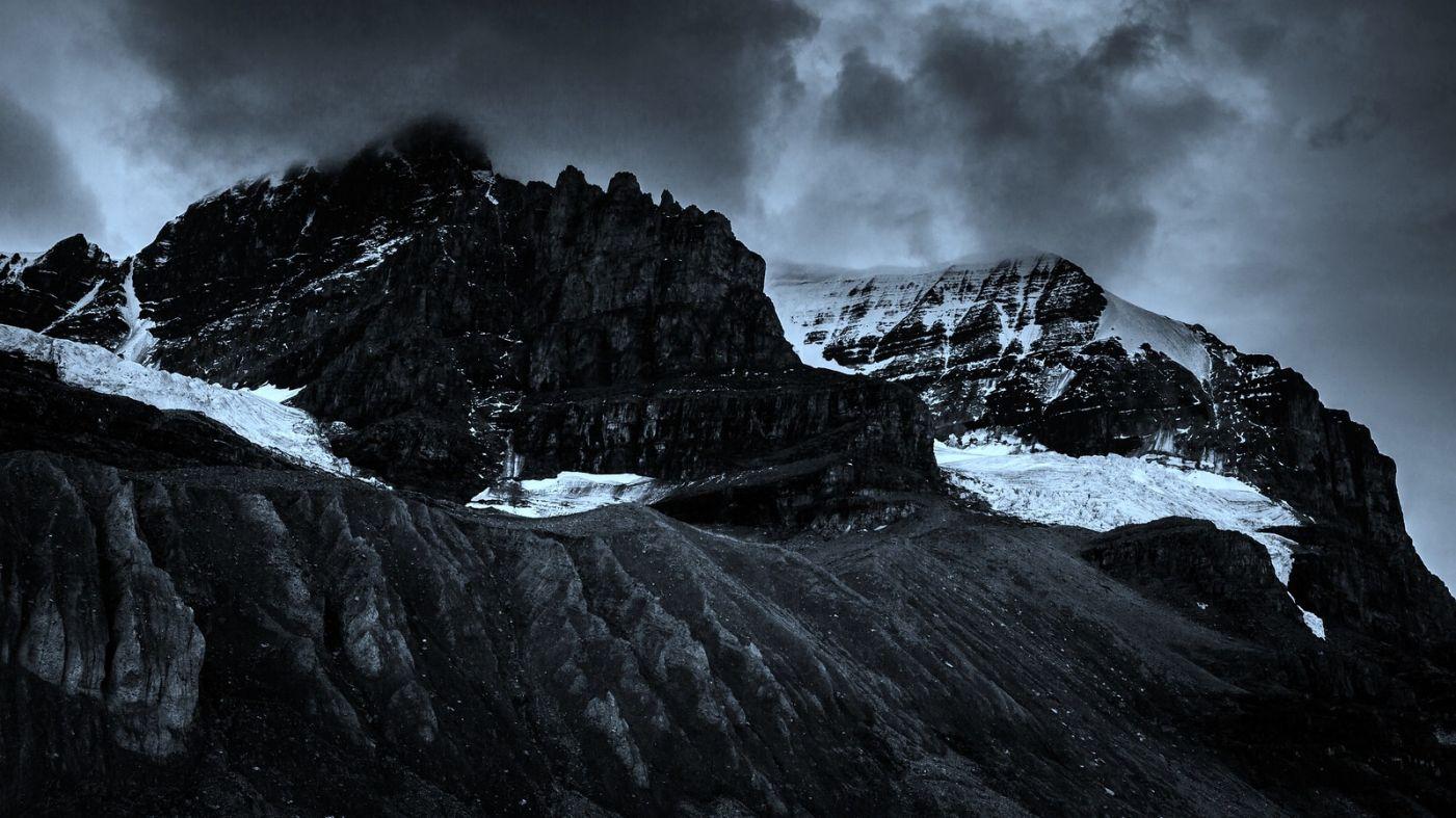 加拿大哥伦比亚冰川,后会有期_图1-15