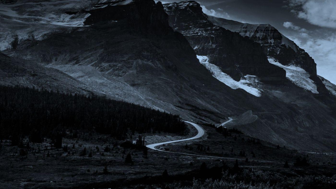 加拿大哥伦比亚冰川,后会有期_图1-14