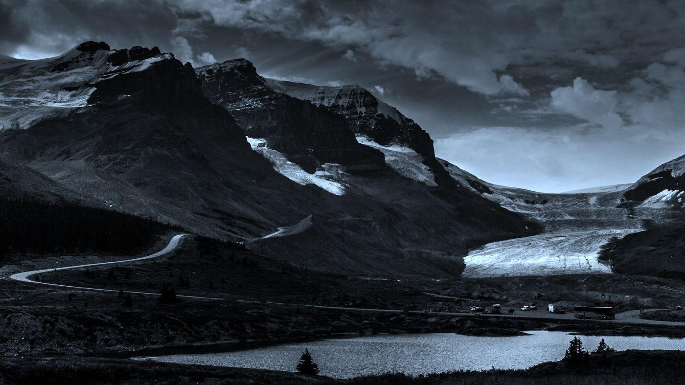加拿大哥伦比亚冰川,后会有期_图1-17