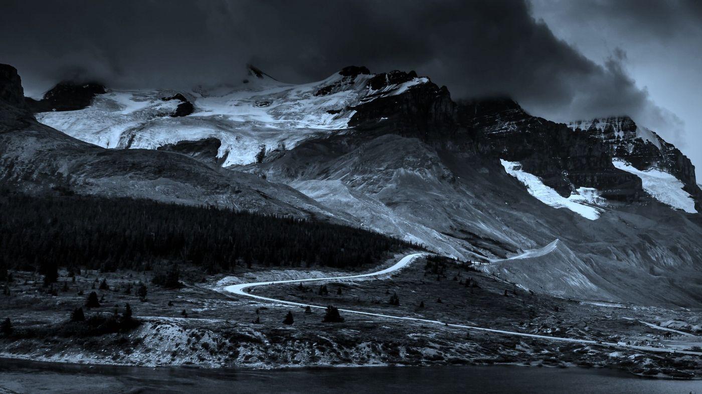 加拿大哥伦比亚冰川,后会有期_图1-18