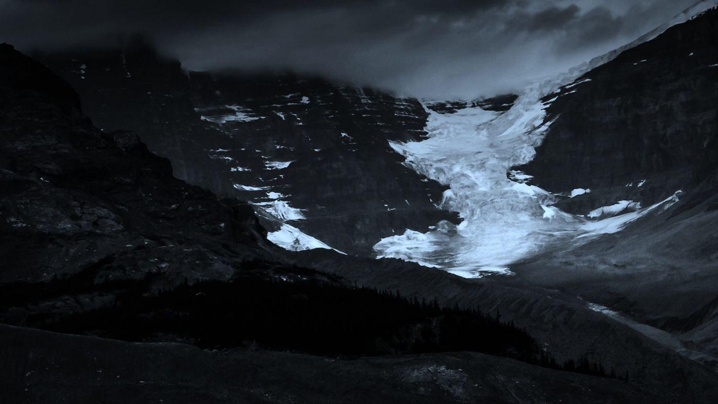 加拿大哥伦比亚冰川,后会有期_图1-19