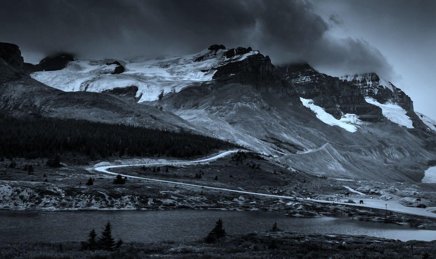 加拿大哥伦比亚冰川,后会有期_图1-20