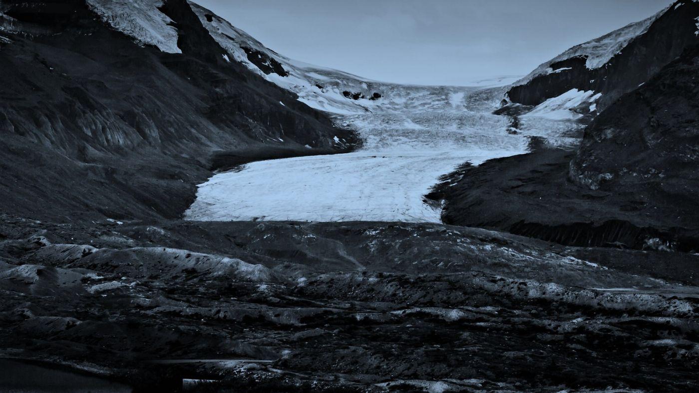 加拿大哥伦比亚冰川,后会有期_图1-23