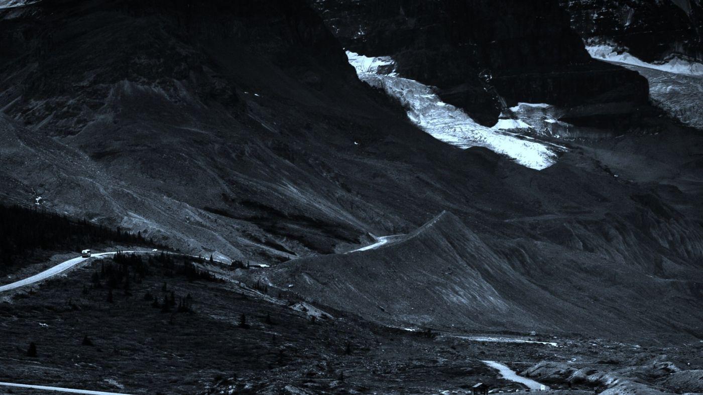 加拿大哥伦比亚冰川,后会有期_图1-22