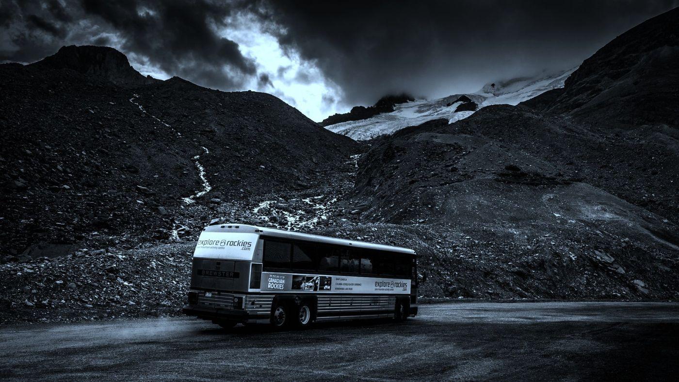 加拿大哥伦比亚冰川,后会有期_图1-21