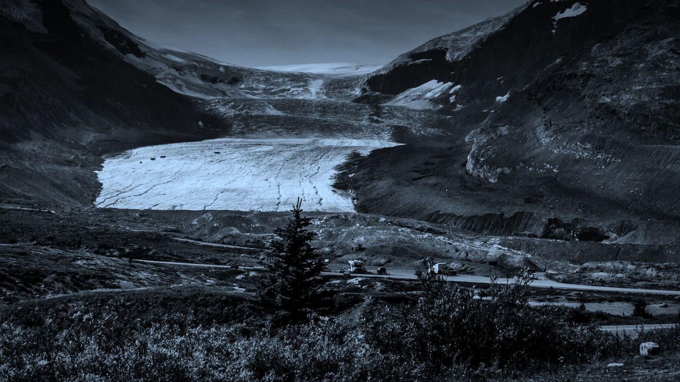 加拿大哥伦比亚冰川,后会有期_图1-31