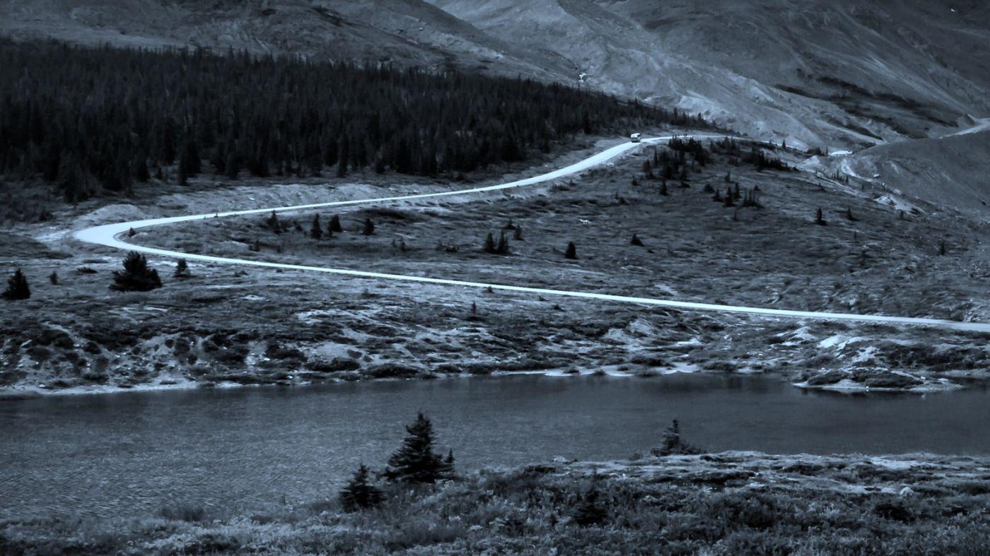 加拿大哥伦比亚冰川,后会有期_图1-26