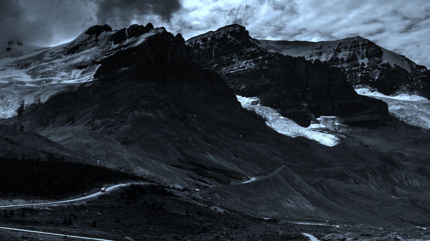 加拿大哥伦比亚冰川,后会有期_图1-25