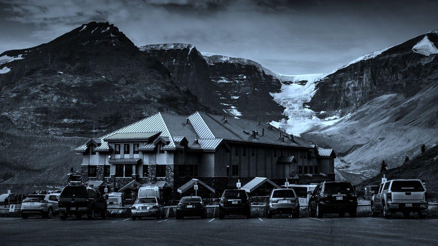 加拿大哥伦比亚冰川,后会有期_图1-24
