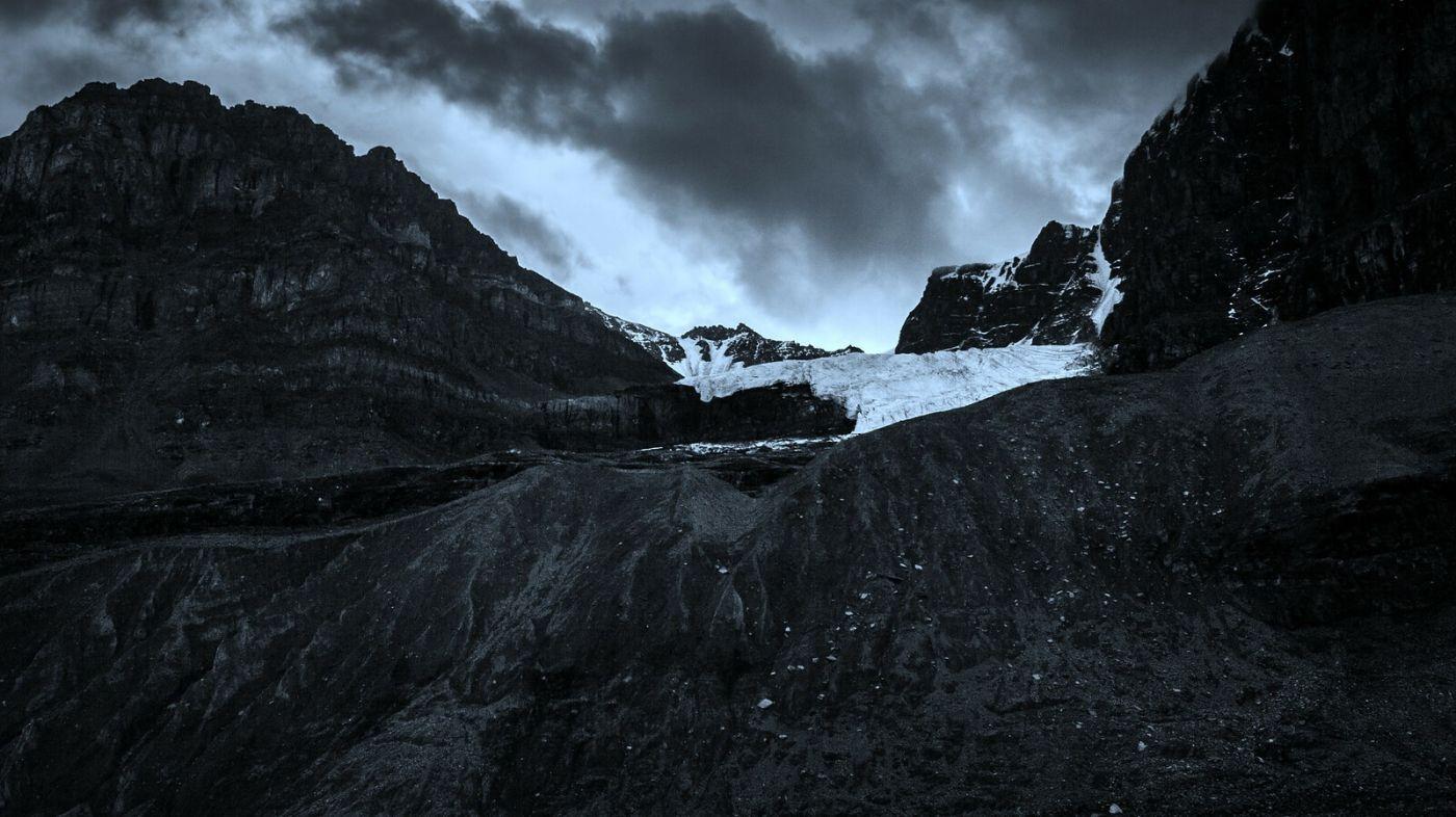 加拿大哥伦比亚冰川,后会有期_图1-29