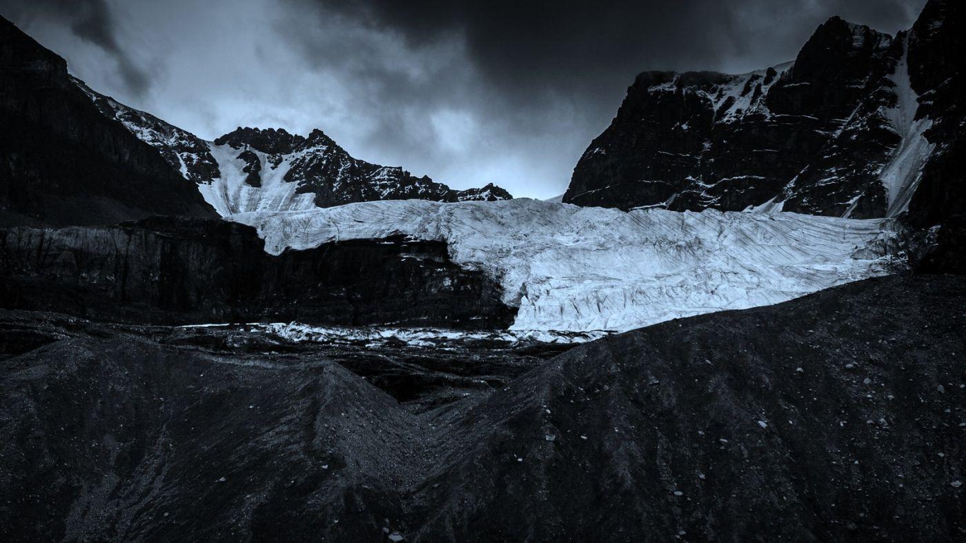 加拿大哥伦比亚冰川,后会有期_图1-30