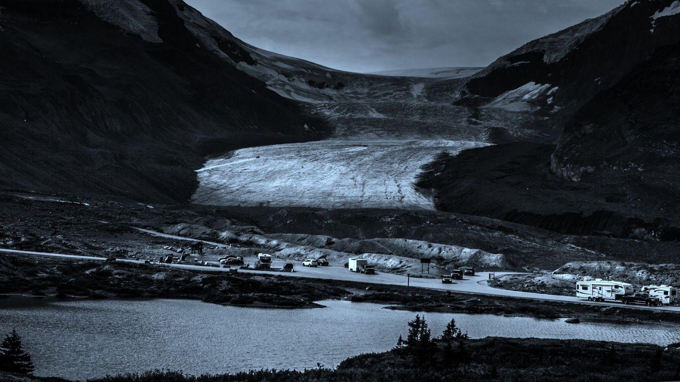 加拿大哥伦比亚冰川,后会有期_图1-36