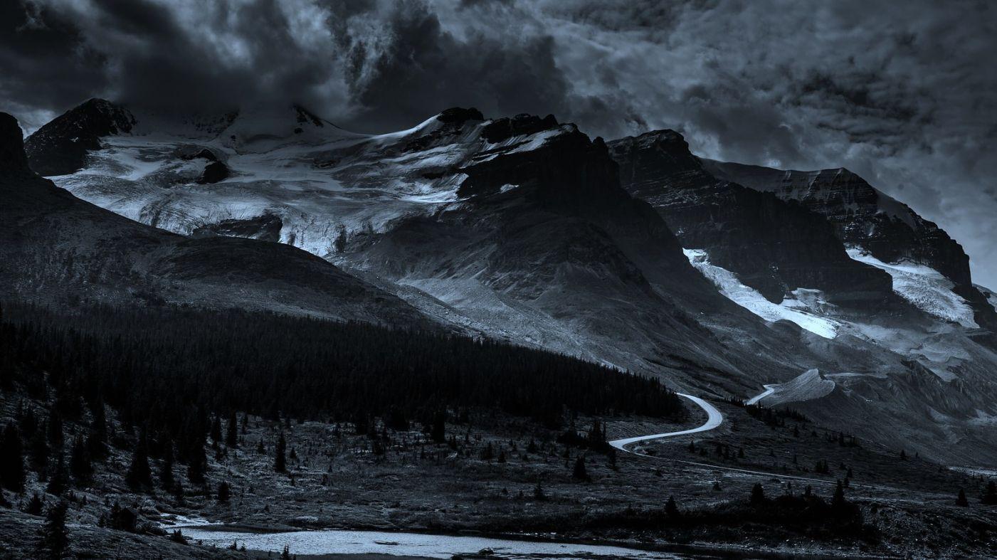 加拿大哥伦比亚冰川,后会有期_图1-34