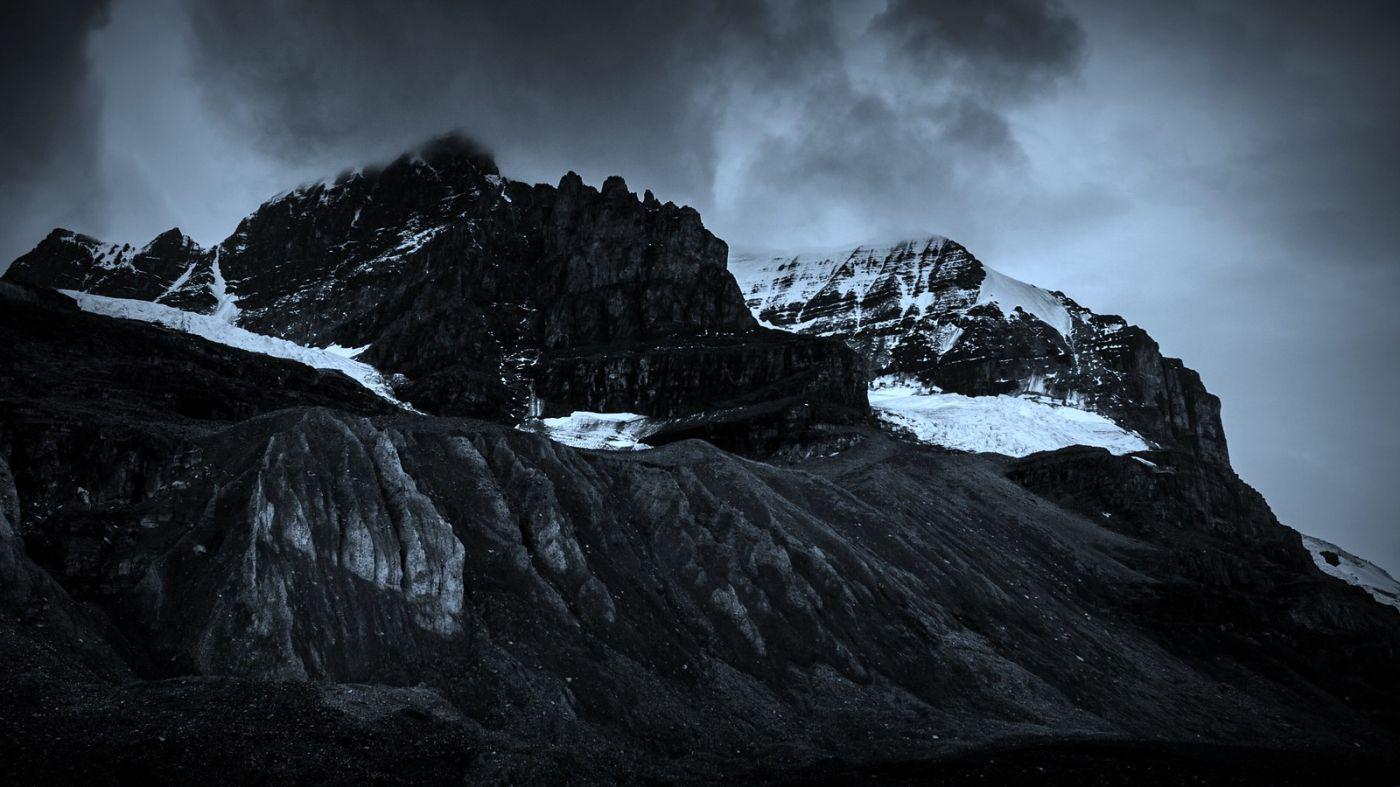 加拿大哥伦比亚冰川,后会有期_图1-37