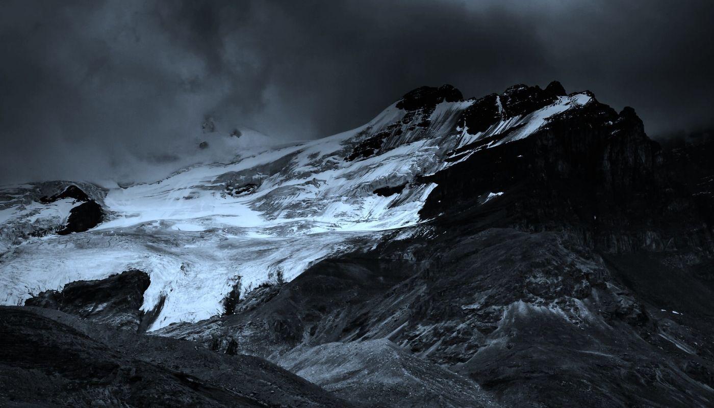 加拿大哥伦比亚冰川,后会有期_图1-35