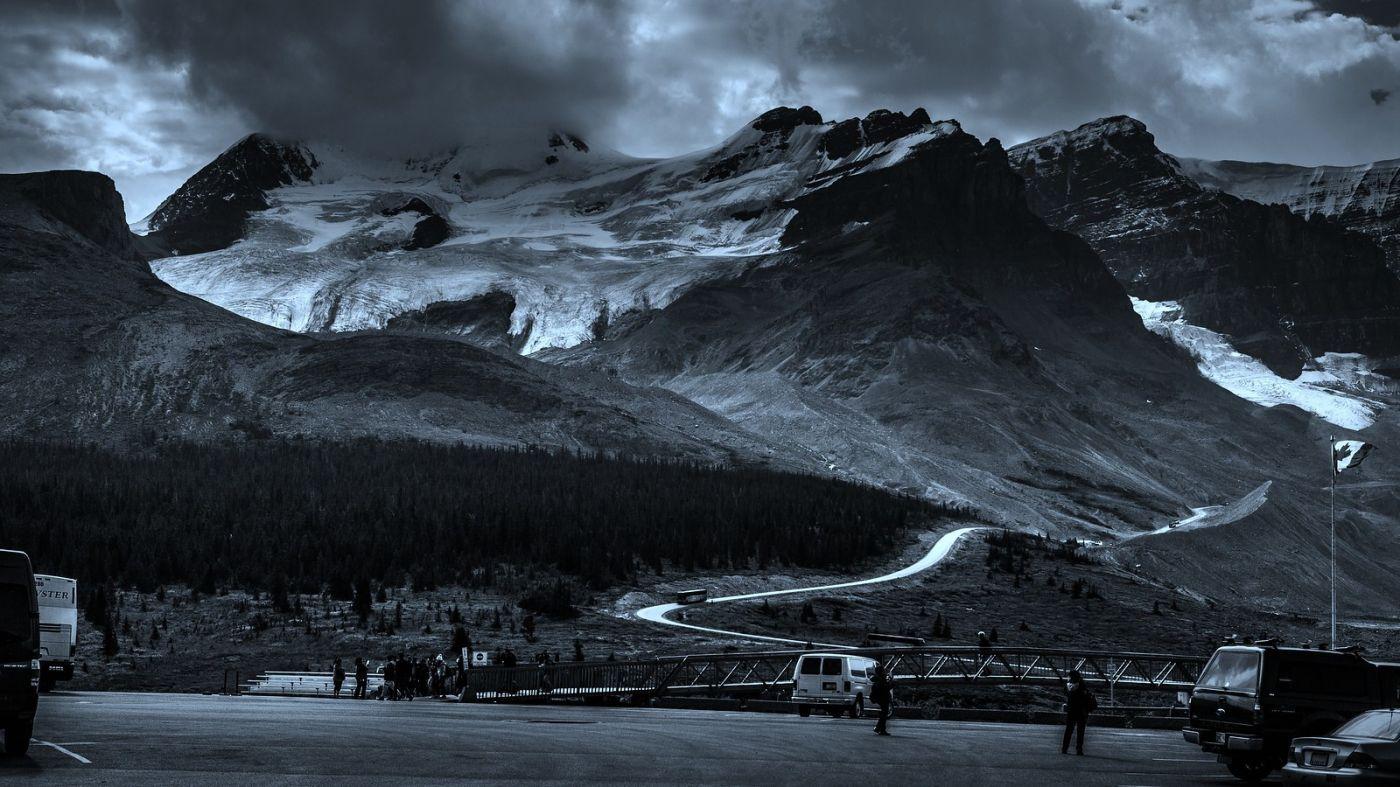 加拿大哥伦比亚冰川,后会有期_图1-38